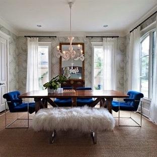 Ev dekorasyonunda kürk modası