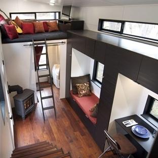 Ev Kirasından Sıkılanlar için Küçük Ev Tasarımı