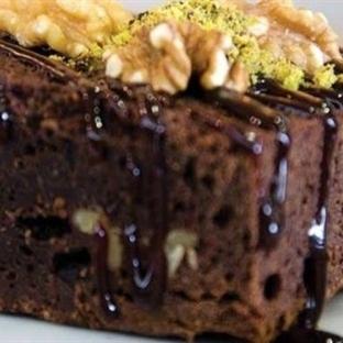 Ev Yapımı Browni Kek