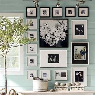 Evlerinizi Çerçevelerle Renklendirin