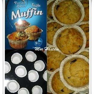Farina Bella ile Bütün Muffinler Okula