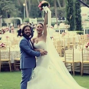 Fettah can'ın düğününden en güzel kareler