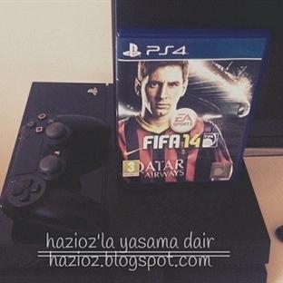 FIFA 14 PS4 OYUN
