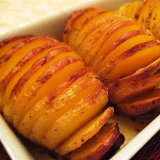 Fırında Kekikli Taze Patates