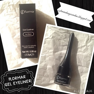 Flormar ~ Gel Eyeliner { Gel Black }