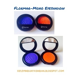 Flormar ~ Mono Eyeshadow ( Far ) #32- #37