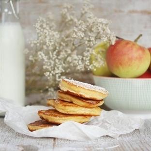 Frühstück! Cinnamon Pancakes