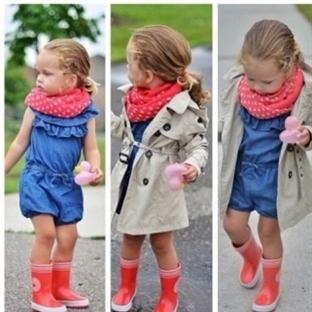 Gap 2014 Kız Çocuk Kıyafet Modelleri