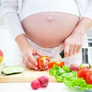 Gebelik  sürecinde beslenme ve mineraller