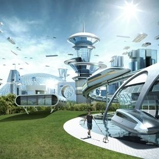 Geleceğin Şehirlerini Anlatan 10 İlginç Çalışma