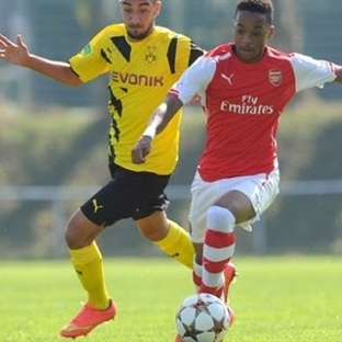 Gençler Daha İyi: Borussia Dortmund 0-2 Arsenal
