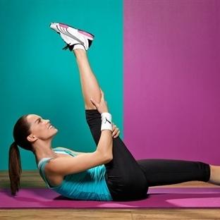 Göbek Basen Eritme Eğzersizleri