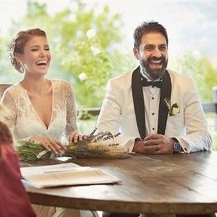 Gulben Ergen Ve Erhan Celik Evlendi