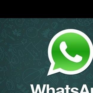 Güncellemeler İle WhatsApp