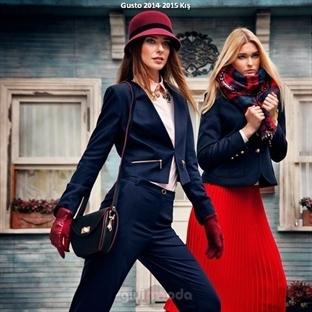 Gusto Giyim 2015 Sonbahar Kış Modelleri