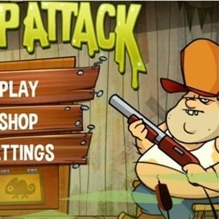 Haftanın Android Oyunu: Swamp Attack