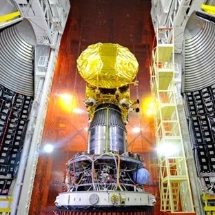 Hindistanın Marsa Gönderdiği Araç Yörüngeye Oturdu
