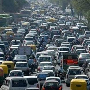 Hoş Geldin Ya Şehr-i Trafik