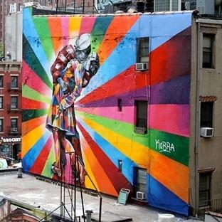 Sanatın Sokaklarda Güzel Olduğunun 26 Kanıtı