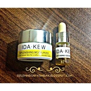 IDA.KEW %100 Doğal - Canlandırıcı Yüz Kremi &