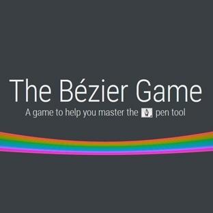 Illustrator Oyunu The Bezier Game !