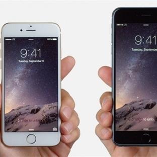 iPhone 6 10 Milyondan Fazla  Satarak Rekor Kırdı!