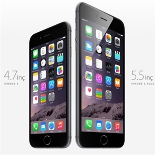 iPhone 6, 6 Plus Türkiye fiyatları ve Apple Watch