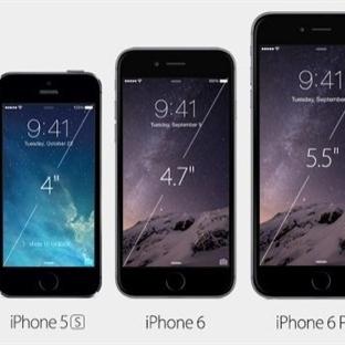 iphone 6 Karşılaştırma