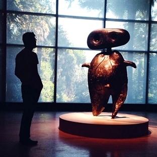 Joan Miró Sakıp Sabancı Müzesi'nde