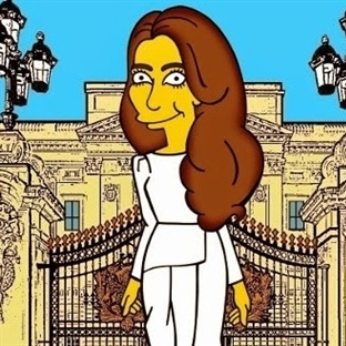 Kate Middleton, Simpson olursa...