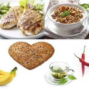 Kilo vermeye yardımcı 10 harika besin