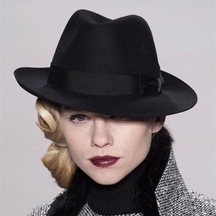 Kış Modası Şapkalar 2014-2015
