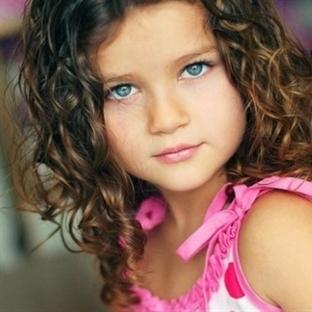 Kız Çocuk Saç Kesim Şekilleri