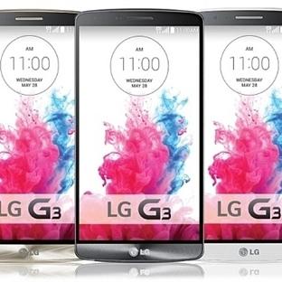 LG G3 Fiyatları ve Özellikleri