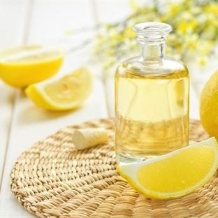 Limon yağı nasıl kullanılır? Ne işe yarar?