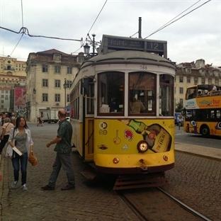 Lizbon ve Tramvay İkilisi