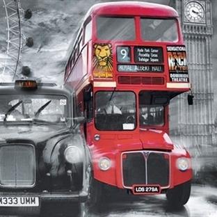 Londra'ya Gidiş ve Londra içi Ulaşım Bilgileri