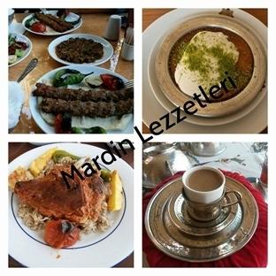 Mardin'de Ne Yenilir – Ne içilir?