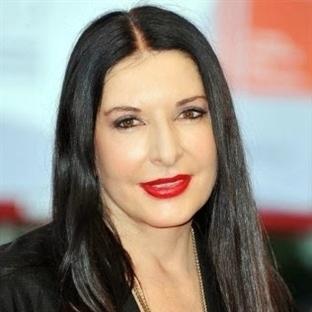 'Marina Abramović' ArtInternational'da!.
