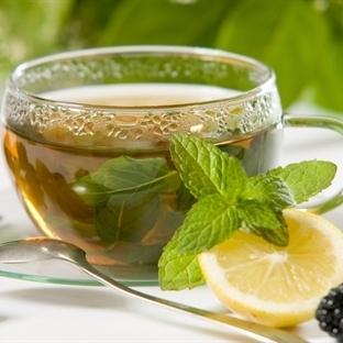 Metabolizma Hızlandıran Bitkisel Çay Tarifleri