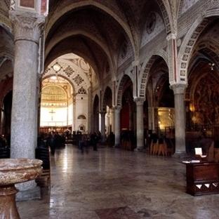 Milano Santa Maria Delle Grazie Kilise ve Mansatır