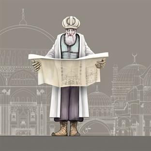 Mimar Sinanın Daha Önce Görülmemiş Çizimleri