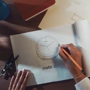 Moto 360'In İlk Reklamı Yayınlandı!