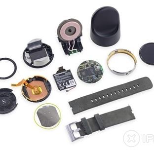 Motorola Moto 360'I Parçaladılar!