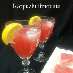 Nefisss karpuzlu limonata