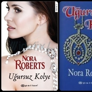 Nora Roberts - Uğursuz Kolye