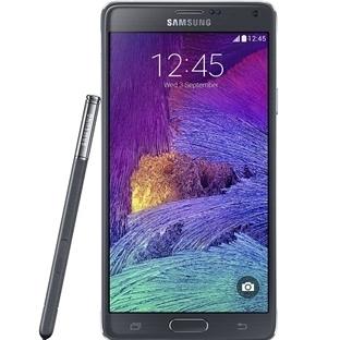 Note Serisinin Yeni Üyesi Galaxy Note 4 Tanıtıldı.