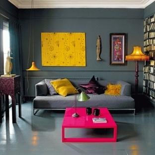 Oda Dekorasyonu Önerileri