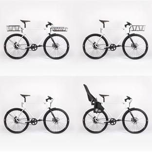Ödüllü EVO Şehir Bisikleti