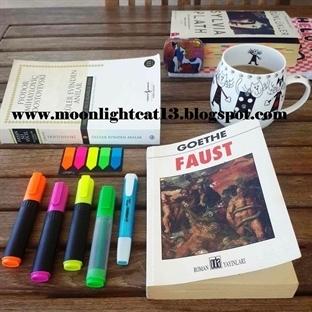 Okuma Halleri, Fotoğraflarla - Faust / Goethe